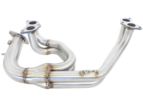 aFe Twisted Steel Header 04-15 Subaru WRX STi 2.5L (t)