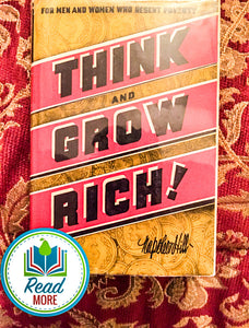 Think & Grow Rich' by Napoleon Hill