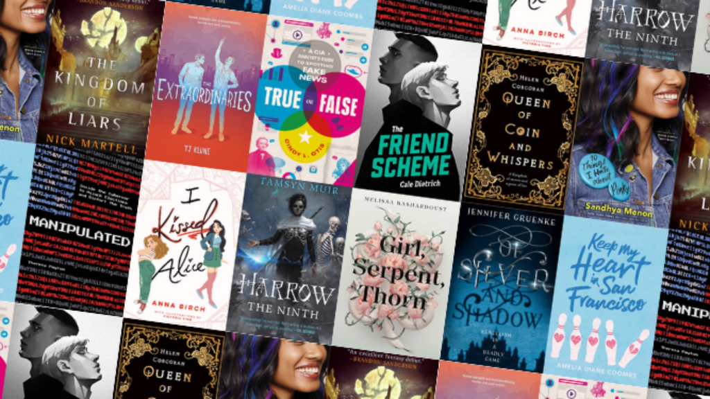 April 20th 2021 Book Release List