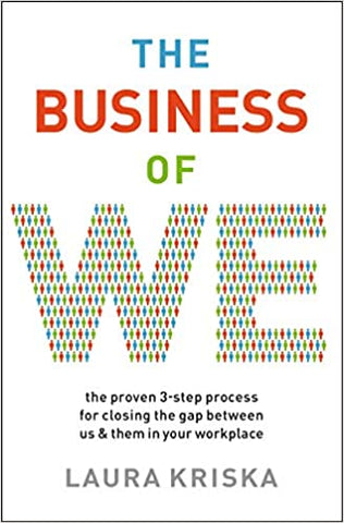 The Business of We Book Cover