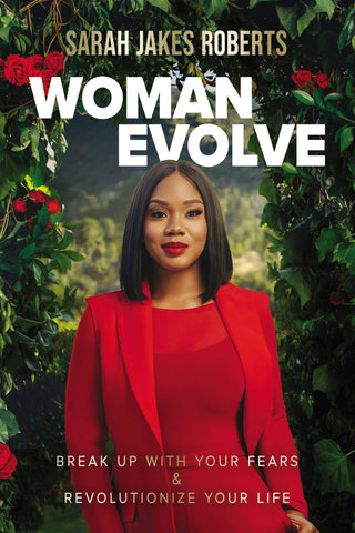 Woman Evolve Cover