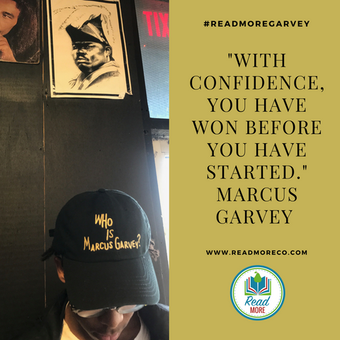 Who is Marcus Garvey? Dad Hat