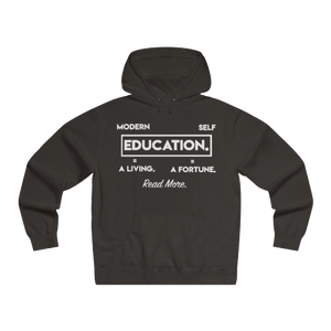 Open image in slideshow, Modern Education Vs Self Education Sweatshirt