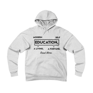 "Open image in slideshow, ""Modern Education Vs. Self-Education"" Hoodie"