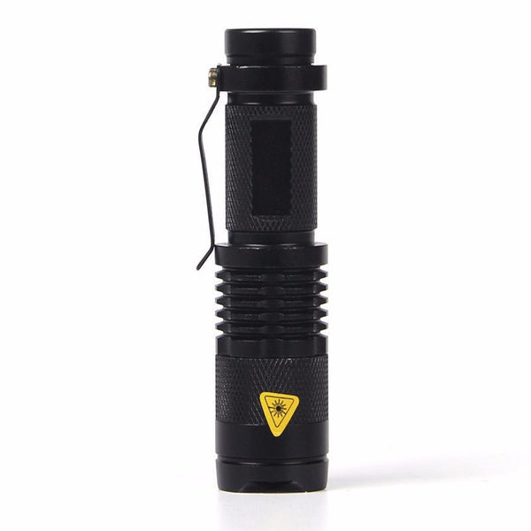 1200 Lumen CREE Superbright mini LED Flashlight torch for personal security