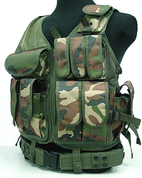 Law Enforcement Tactical Molle Vest body armor