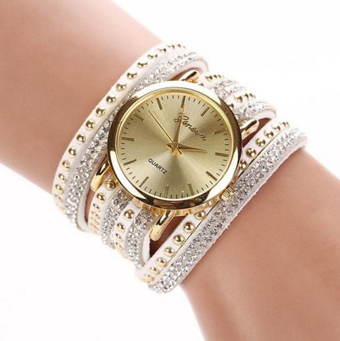 Watch - 8 Colors New Arrival Luxury Brand Casual Women's Watches-FREE SHIPPING