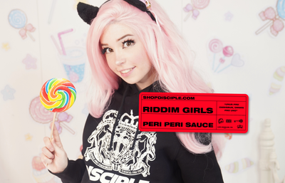 RIDDIM GIRLS 03: BELLE DELPHINE