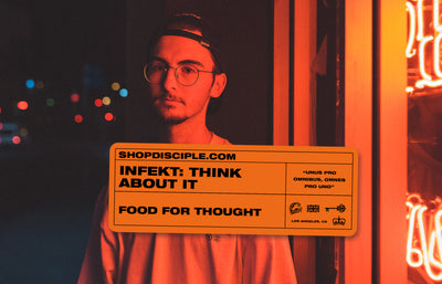 INFEKT 01: Food for thought