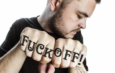 "Dubstep DJ MYRO tells a fan to ""f*uck off"""