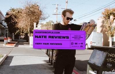 NATE REVIEWS 02: The Greatest Remix Album of All Time