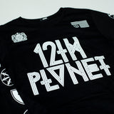 12th Planet Long Sleeve Tee