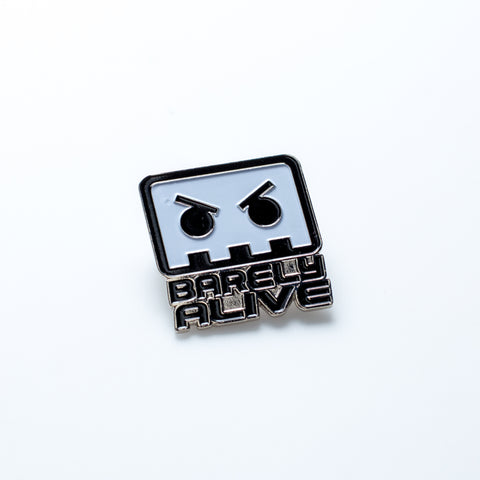 Barely Alive Pin