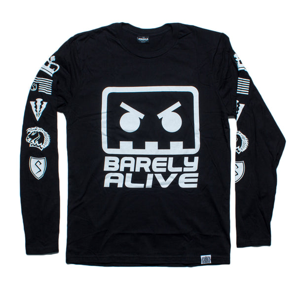 Barely Alive Long Sleeve Tee