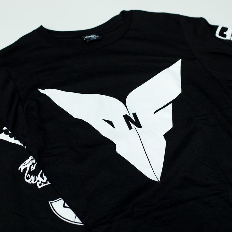 Dodge & Fuski Long Sleeve Tee