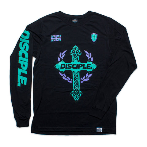 Disciple Long Sleeve - Royal