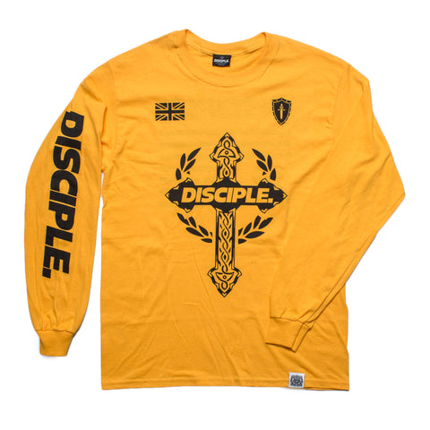 Disciple Long Sleeve - Yellow