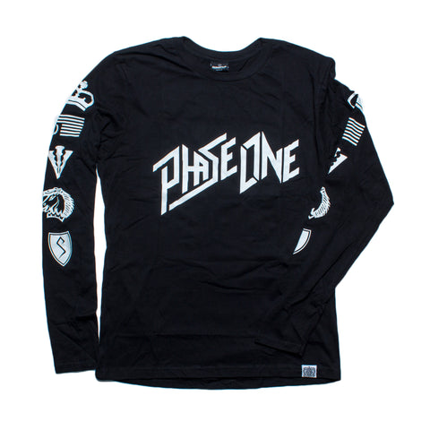 PhaseOne Long Sleeve Tee