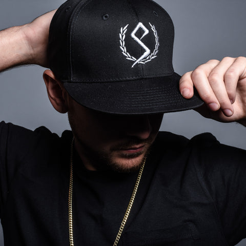 Disciple Wreath Logo Snapback