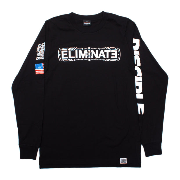 Eliminate Long Sleeve