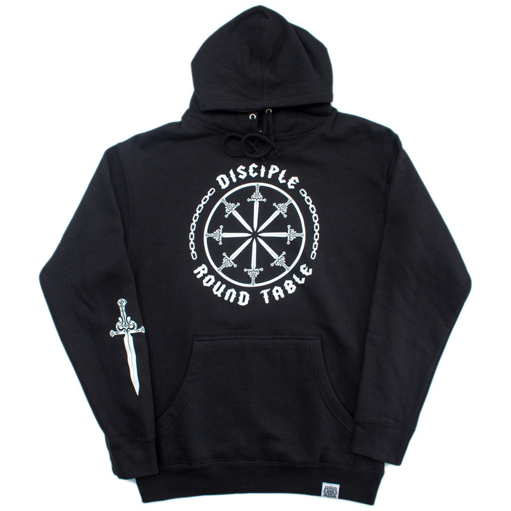 Round Table Hoodie