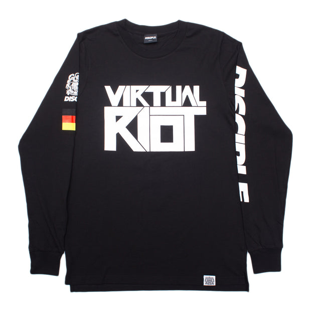 Virtual Riot Long Sleeve