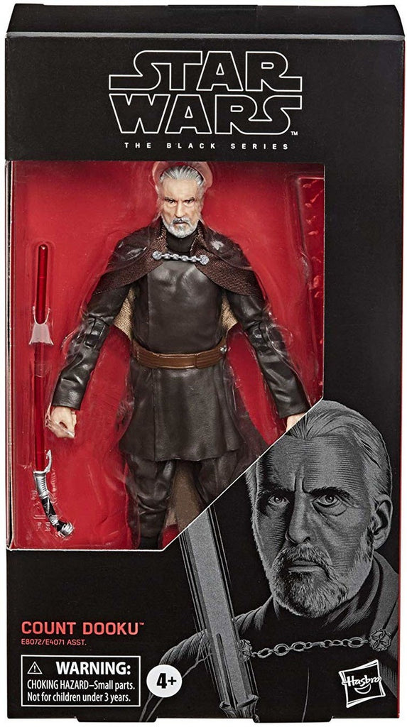 COUNT DOOKU BLACK SERIES