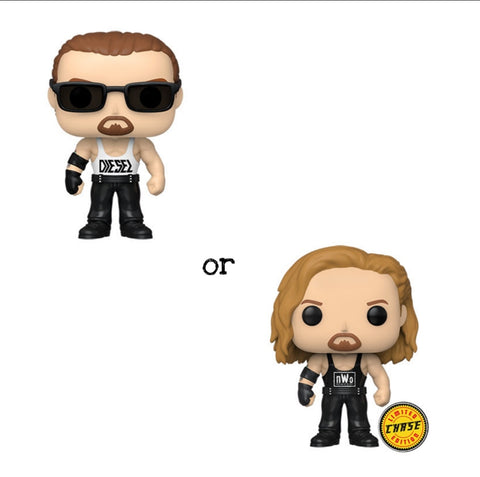 Funko Pop! WWE Kevin Nash DIESEL w/Chase (Available for Pre-Order)