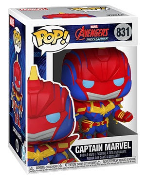 Pop! Marvel MECH CAPTAIN MARVEL (Available for Pre-Order)