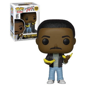 Funko Pop! Movies #737 AXEL FOLEY Mumford (Beverly Hills Cop) - Brads Toys