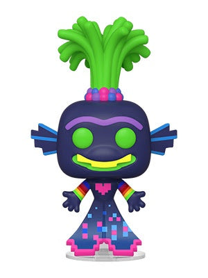 Funko Pop! Movies KING TROLLEX (Trolls World Tour) - Brads Toys