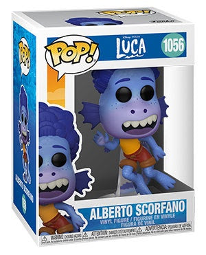 Pop! Disney ALBERTO SCORFANO (Luca)(Available for Pre-Order)