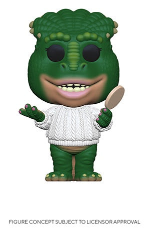 Funko Pop! TV Charlene Sinclair (Dinosaurs)(Available for Pre-Order) - Brads Toys