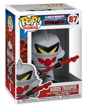 Pop! Retro Toys HORDE TROOPER (Masters of the Universe)(Available for Pre-Order)