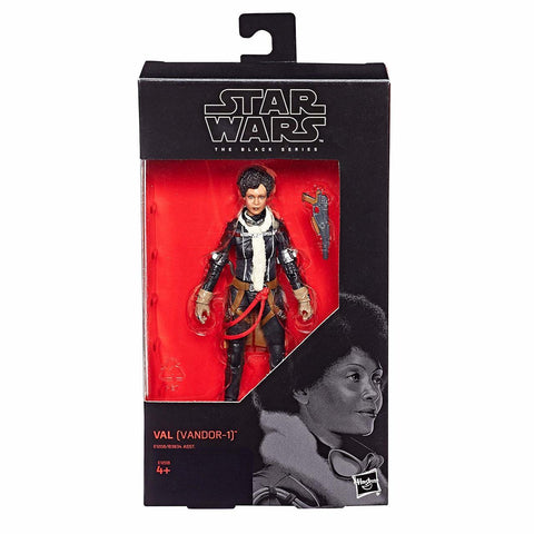 "Star Wars The Black Series 6"" VAL (Solo) - Brads Toys"