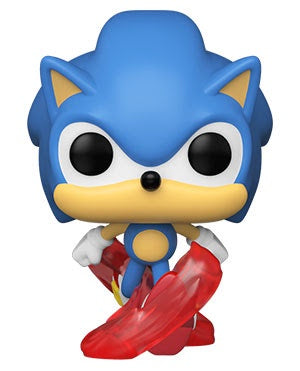 Pop! Games RUNNING SONIC (Sonic 30th)(Available for Pre-Order)