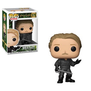 Funko Pop! Movies #579 WESTLEY (The Princess Bride) - Brads Toys