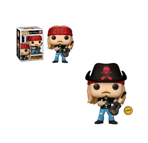 Pop! Rocks BRET MICHAELS w/Chase (Available for Pre-Order)