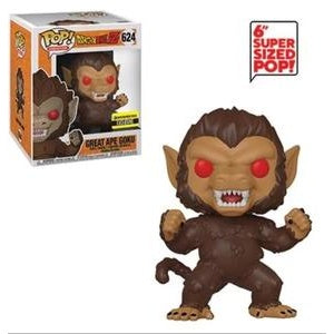 Funko Pop! Animation #624 GREAT APE GOKU (E.E. Exclusive)