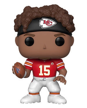 Funko Pop! NFL Patrick MAhomes II (Chiefs)(Available for Pre-Order)