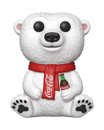 Funko Pop! Ad Icons COCA-COLA POLAR BEAR (Available for Pre-Order)