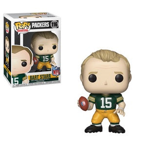 Funko Pop! NFL #116 BART STARR (Green Bay Packers) - Brads Toys