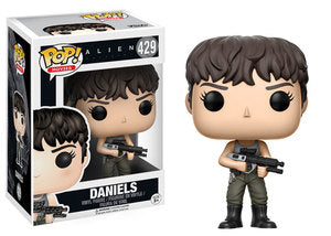 Funko Pop! Movies #429 DANIELS (Alien Covenant) - Brads Toys