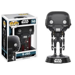 Funko Pop! Star Wars #146 K-2SO (Rogue One) - Brads Toys