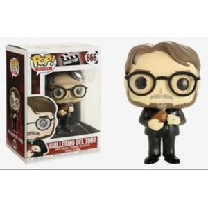 Funko Pop! Movies #666 GUILLERMO DEL TORO (Director) - Brads Toys