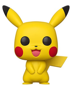 "Pop! Games 18"" PIKACHU (Pokemon)(Available for Pre-Order)"