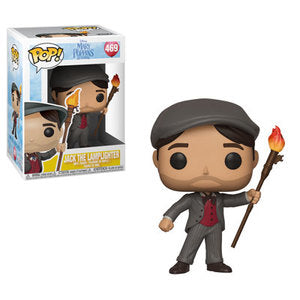 Funko Pop! Disney #469 JACK THE LAMPLIGHTER (Mary Poppins Returns) - Brads Toys