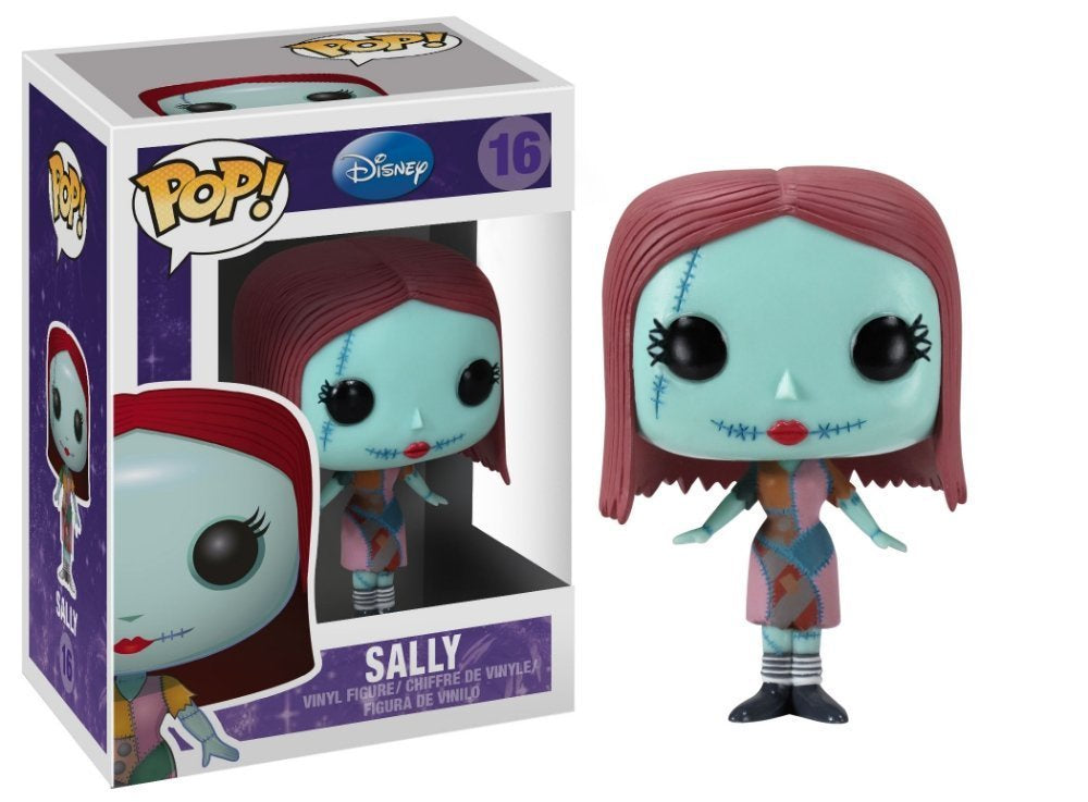 Funko Pop! Disney #16 SALLY (A Nightmare Before Christmas) - Brads Toys