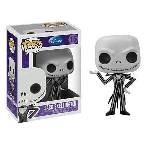 Funko Pop! Disney #15 JACK SKELLINGTON (The Nightmare Before Christmas) - Brads Toys