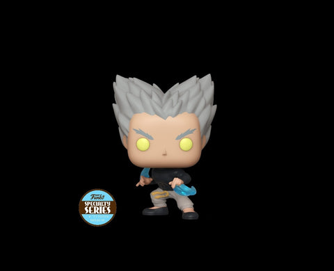Pop! Animation GAROU FLOWING WATER Glow (Specialty Series Exclusive)(Available for Pre-Order)
